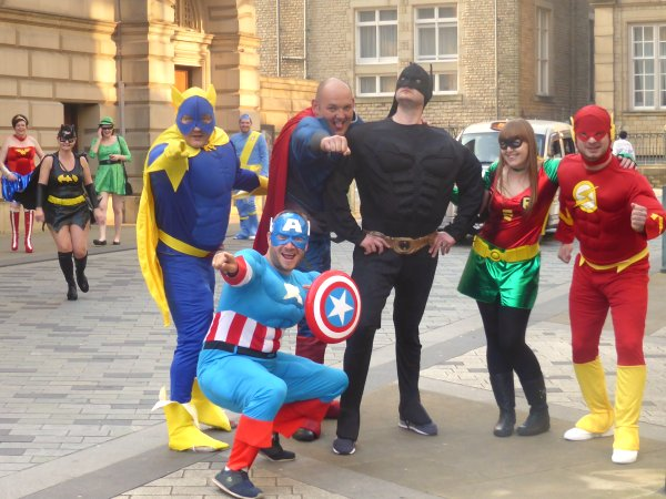 Superhero FX